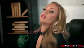 Nicole Aniston And London Keyes Are Having A Great Fuck Time With Their Handsome Neighbor