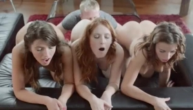 Anita Bellini Likes To Play With Her Favorite Sex Toy And To Eat Her A Juicy Cum