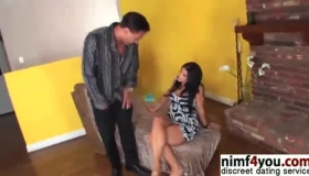 Dirty Milf Gets Anal Perverted JOI In The Dancing Hall