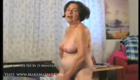 Mature Redhead Bitch Craving For Cock