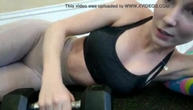 Fit Women Are Doing All Kinds Of Sexy Stuff With Younger Guys, In The Evening