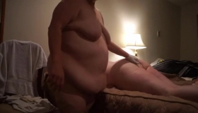 Suspended Masseuse Toyed And Fucked