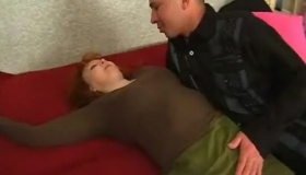 Busty Milf Seduced Many Guys And Suggested To Have A Threesome With Them At Camping