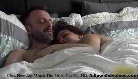 Kimber Woods Is Showing Her Soft Feet To Her Fluffer, In Front Of The Camera