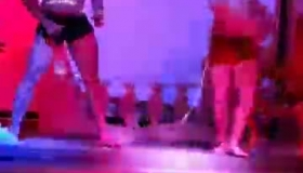 Naked Bollywood Dancers Are Getting Fucked From The Back, While Another Girl Is Waiting For Her Turn