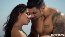 Great Looking European Beauty Fingering Her Pussy In The Swimming Pool After Getting A Good Fuck
