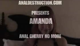 Amanda Evans Knows Just How To Seduce Her In Here