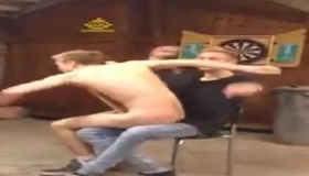 Three Horny Guys Are Fucking Their Gorgeous Girls, At The Same Time And Getting Close To Cumming