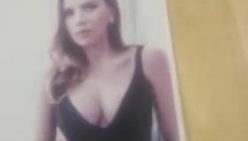 Dirty Brunette Scarlet In Office Sex