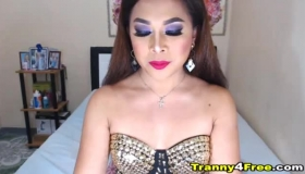Passionate Babe With Huge Tits Is Getting Fucked In Her Living Room At The Moment