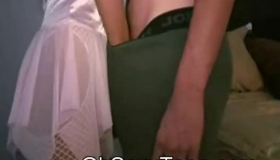 Ravishing Blonde Dancer Is Often Having Casual Sex With Her Manager In His Hotel Room