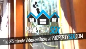 Hot Real Estate Agent Is Having Fun With A Slutty Girl Who Is Willing To Pay For Her Services