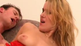 Eighties Slut Panties In Gloryhole