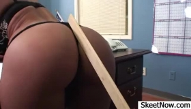 Charley Chase Is Getting Banged Early In The Morning, Until She Experiences An Orgasm