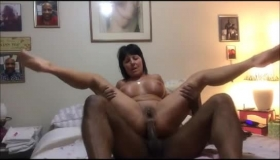 Horny Granny Gave A Free Blowjob To A Guy She Got On A Massage Master