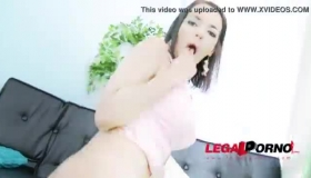 Sophia Laure Is About To Have Anal Sex With A Horny Guy, Until He Cums