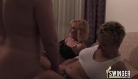 Horny Lesbos Do Some Adult Fun With Boys
