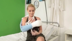 Naughty Patient Delivered By Nurse Nurses
