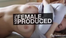 Enchanting Girl Olivia Keyes Sucking Cock And Getting Fucked By BBC