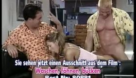 Insatiable German Blonde Is Riding Her Boyfriend's Dick As Deep As She Can Take It