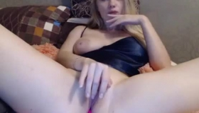 Busty Blonde Chick Is Cheating On Her Partner In A POV Style, With Her Ex Husband