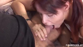 Petite Redhead Teen Brunette With A Beautiful Smile Is Always Doing Her Best To Satisfy Her Partner