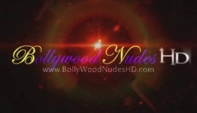 Two Sensual Bollywood Dancers, Ava H And Her Partner Are Making Love On The Stage, Here