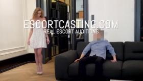 Beautiful Girl Was Hired As A Secretary, But It Looks Like She Went A Bit Deeper