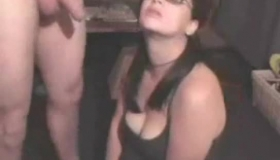 Cute Brunette Got A Mandingo Cock Up Her Tight Ass Hole And Enjoyed Every Second Of It