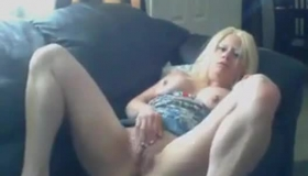 Nasty, Blonde Babe, Zoey Monroe Likes To Get A Sex Toy In Her Hairy Skin