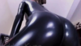Hot Mom Posing Her Panties