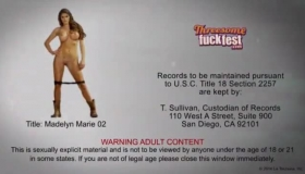 Madelyn Marie And Luna Star Two Skinny Milf Whores Give Head And Doggystyle