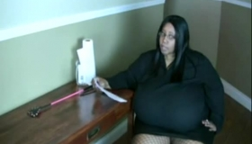 Candi Dogg Is A Pretty Blonde Milf Who Likes To Masturbate To Relax A Bit