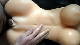 Big Titted Masturbator Exposed Making Her Mouth Wet