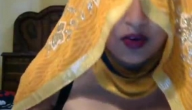 Busty Woman Is Naked And Gagged While Her Husband Is At Work