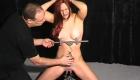 A Huge Clamped Beauty