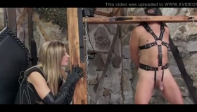 Hot Lady Get Pounded By A Maledom
