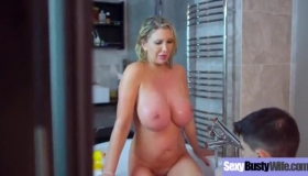 Mature Housewife Likes To Help Her Counter Gangster Husband To Have Sex At Her Place