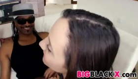 Roxanne Raven Interracial Fuck That Turns Into A Hard Cook