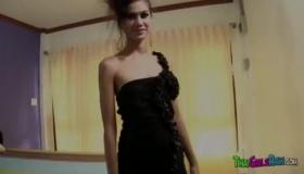 Asian Babe Thai Pornstar Aria Gothel