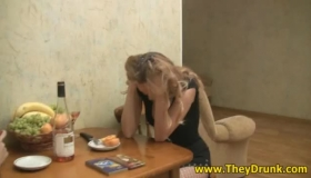 Two Lesbian Girls Licking Each Others Pussy