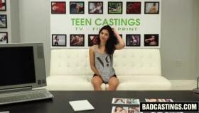 Sweet Hot Teen Cheerleader Pleasuring A Strippers Cock