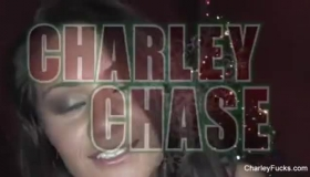 Charley Chase And Petite Rose St Stickers Licking Pussy