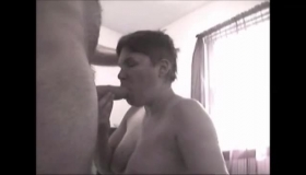 Tattooed Cock Sucker Is Fucking A Guy Who Is Not Her Partner While She Is Waiting For Her Turn