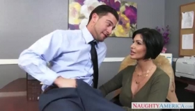 Shay Fox And Nariuko Tanaka Like To Make Love With Each Other, And Sigh While Cumming