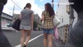 Busty Japanese Schoolgirl Likes To Be Taught How To Suck The Biggest Dick She Knows