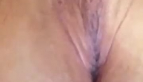 Nasty Milf, Jana Foxx Spread Her Legs Wide And Stimulated Her Pussy While Playing With A Vibrator