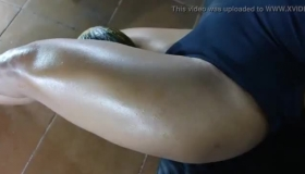 Strong Tiny Japanese Exposing And Sucking Me