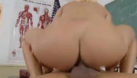 Hot Asian Couple Sucking Cock Deeply