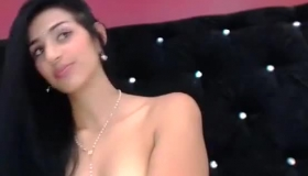 Cute Brunette Looking For Wild Holes To Play With
